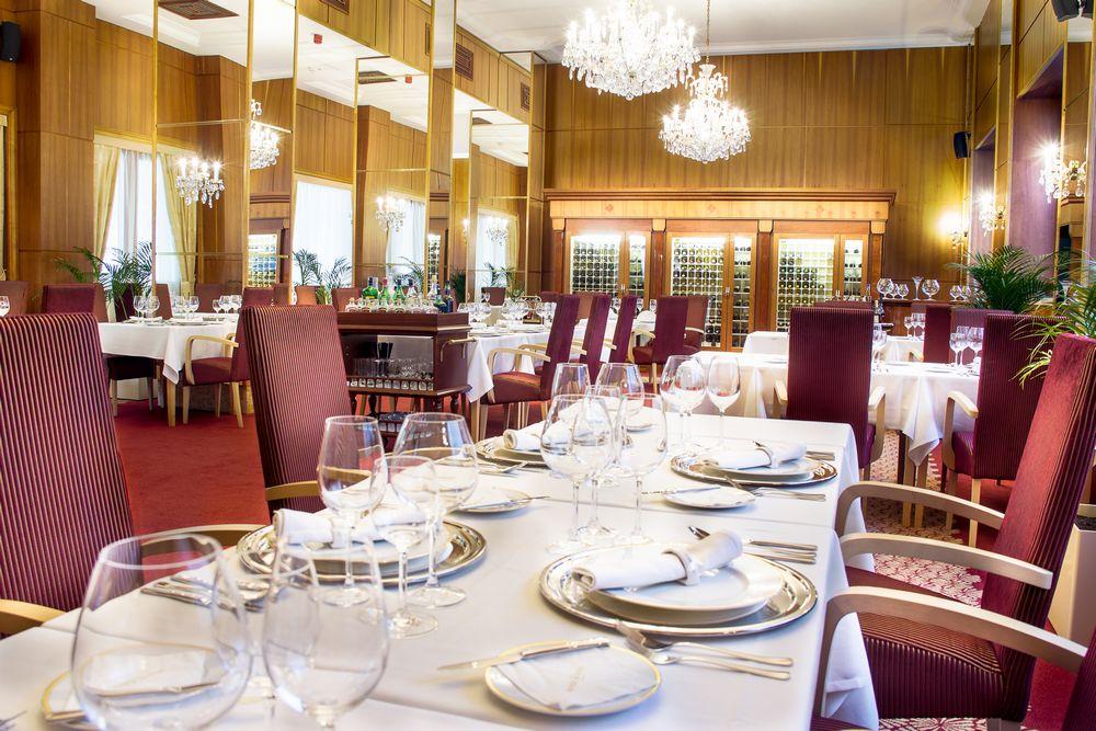 d8edac40c Francúzska reštaurácia - Hotel Devín, reštaurácia, Bratislava - denné menu