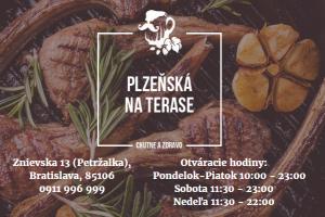 Plzeňská na terase (ex Bohémka)