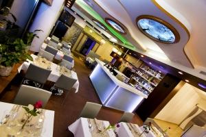Street Coffee & restaurant - Hotel Danubia Gate ****