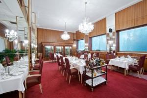 Francúzska reštaurácia - Hotel Devín