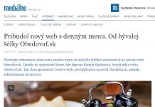 medialne.sk, menucka.sk, kamila slašťanová