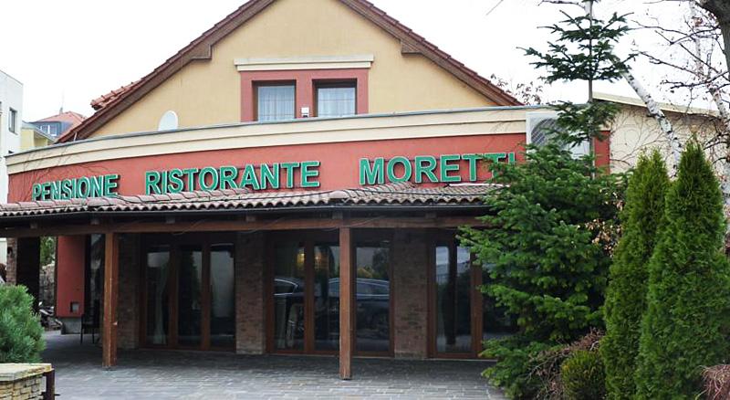 Moretti - 5 reštaurácií, do ktorých som sa v Nitre vybrala obedovať medzi prednáškami