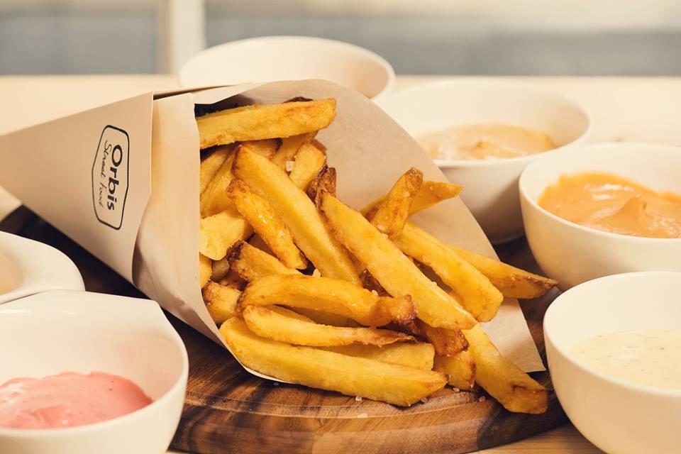 Orbis Street Food -STAL SA Z FESTIVALU POHODA GASTRO FESTIVAL - BAŽANT POHODA 2015