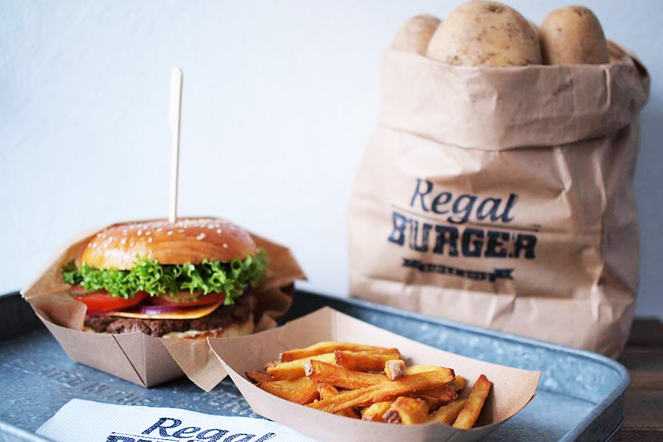 Regal Burger - Grape festival 2015
