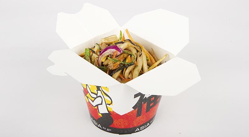 Ázijské jedlo od Klein Culinary - Grape festival 2015