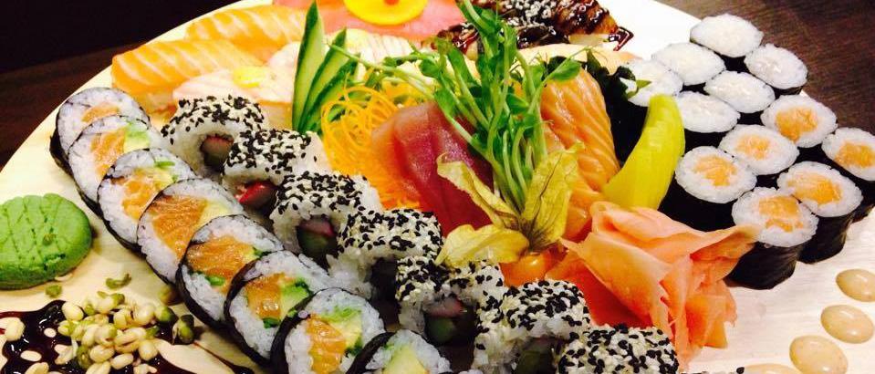 Samurai Sushi v Banskej Bystrici