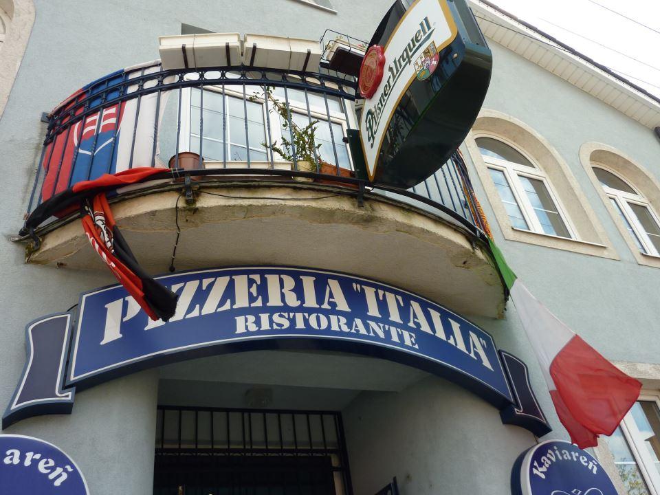 reštaurácie v Pezinku - U Taliana Pezinok
