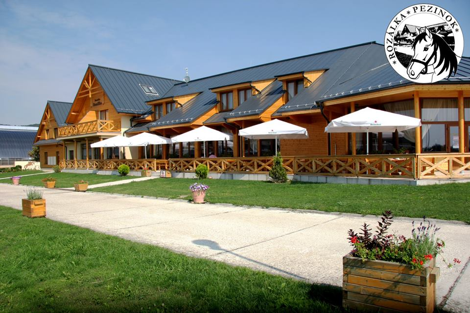 reštaurácie v Pezinku - Hotel Rozálka v Pezinku