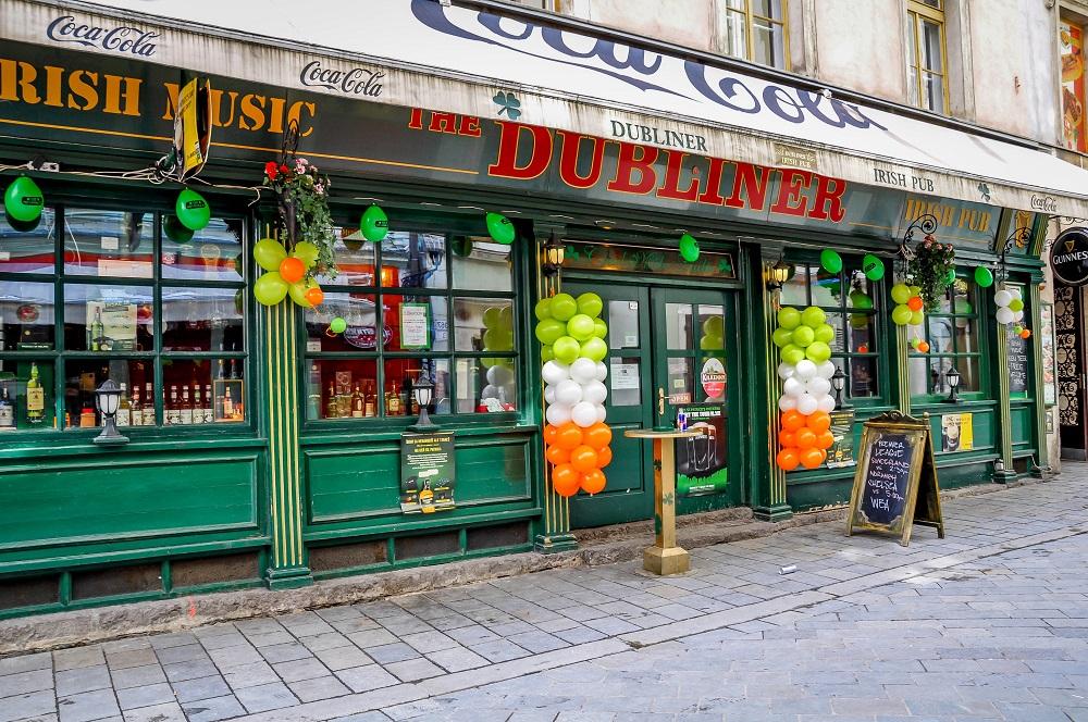 Dubliner Irish Pub Bratislava