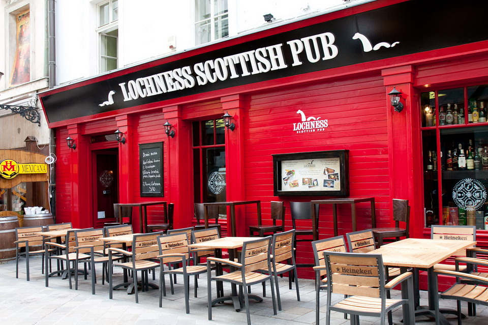 Lochness Scottish Pub, Bratislava