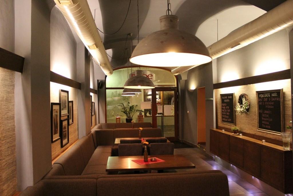 Pizzérie v Žiline: Krásna reštaurácia, skvelé jedlo - Trattoria Žilina