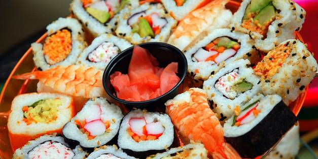 Výsledok vyhľadávania obrázkov pre dopyt sushi