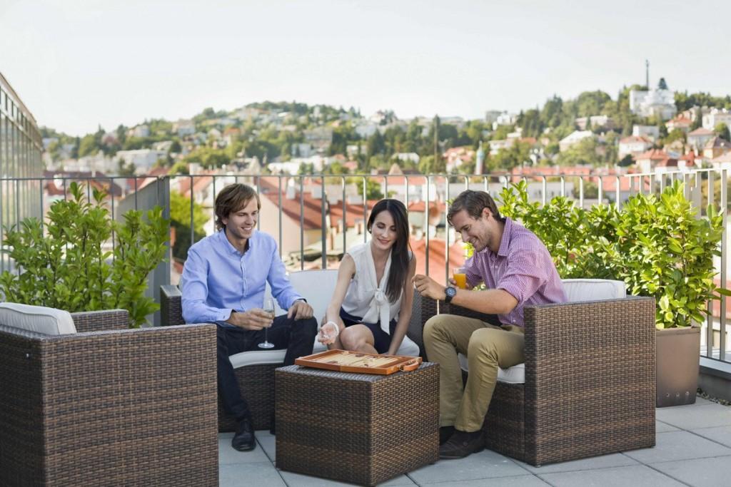 Seasons: Exluzívny Rooftop Lounge na najvyššom poschodí