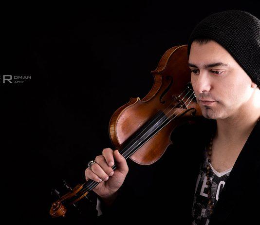 Marco Rajt huslista