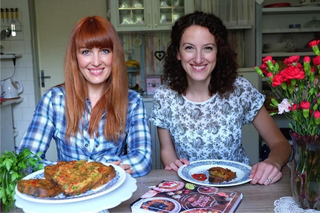 slovenské foodblogy #1: Blogerky Barbora Drahovská a Mira Nemčeková