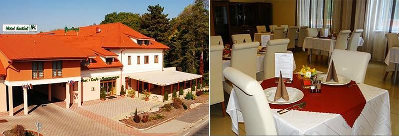 Topoľčany: Hotel Kaštieľ, Odbojárov 4, 955 01 Topoľčany