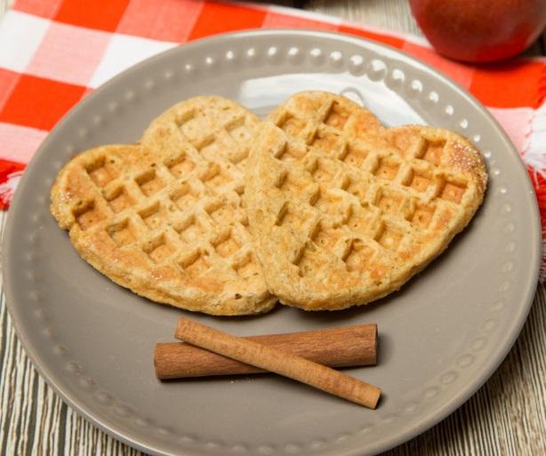 slovenské foodblogy #2: Angiebakes - Jablkovo-ovsené vafle