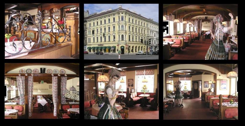 viedeň slovenské a české reštaurácie: Argentinierstrasse 66, Wiedner Gürtel 20, 1040 Wien