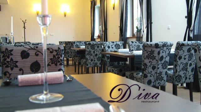 Diva restaurant - Reštaurácie na Gurmán Feste