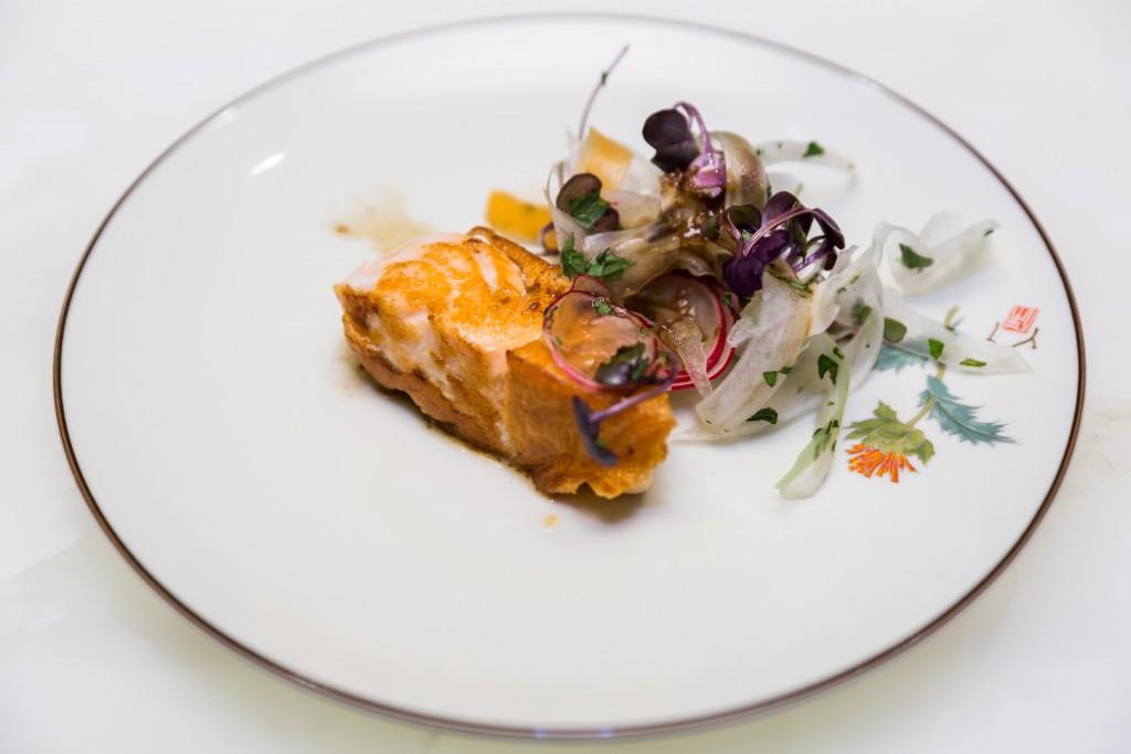 slovenské foodblogy #2: Foodbloggerka - Grilovaný losos so zázvorovou omáčkou