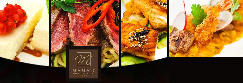 Nové špeciality reštaurácie Mama´s Panasian Restaurant ...