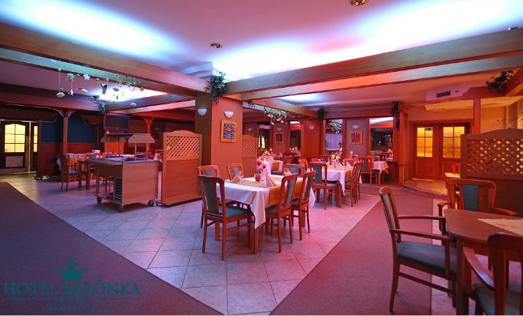 promócie v Bratislave: Hotel Barónka, Mudrochova 2, 835 27 SK - Bratislava - Rača, foto: http://www.baronka.sk/sk/restauracie-priestory
