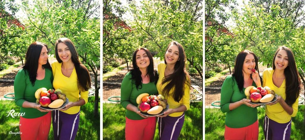 slovenské foodblogy #2: Raw Mother&Daughter - Renáta a Nikoleta