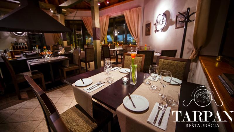 Tarpan restaurant - Reštaurácie na Gurmán Feste