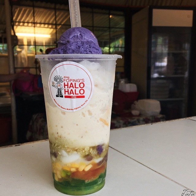 Street Food - Halo-halo