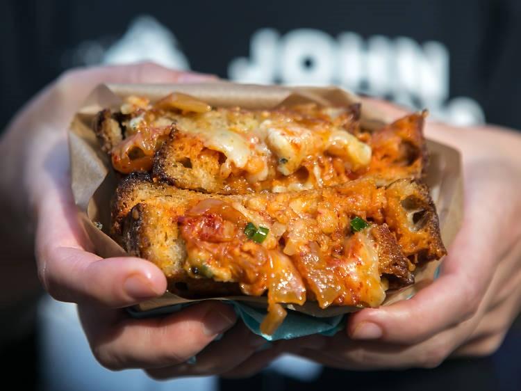 Street food - Kimcchi - Korea