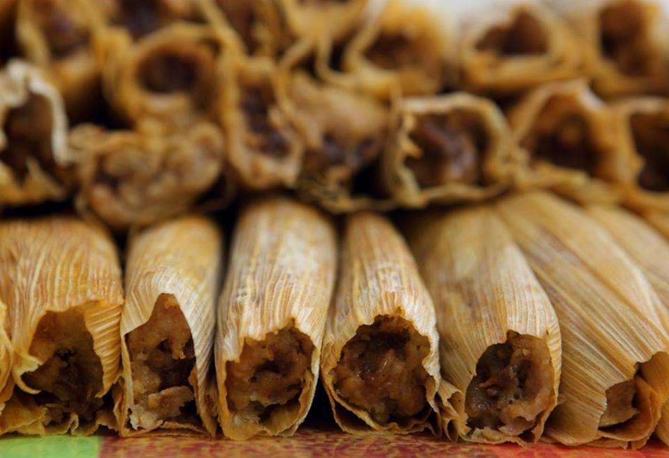 Street Food - Tamale z Mexika
