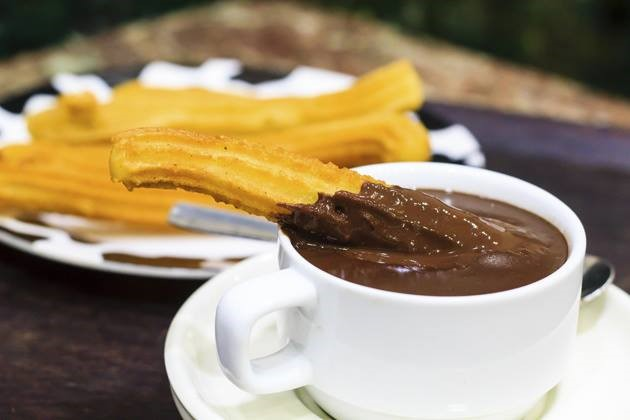 Street Food - Churros zo Španielska