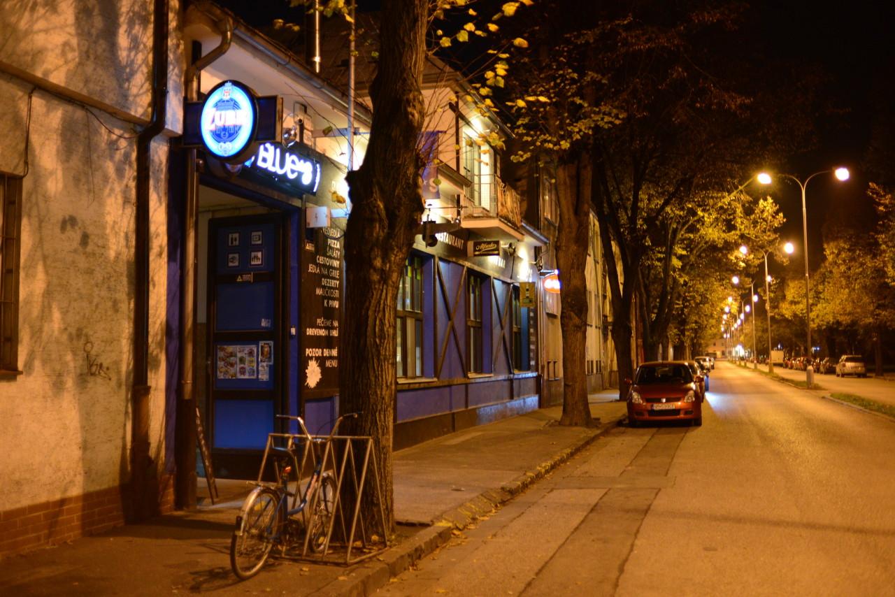 Piešťany: Blue-s, Staničná 39, Piešťany, foto: visitpiestany.sk