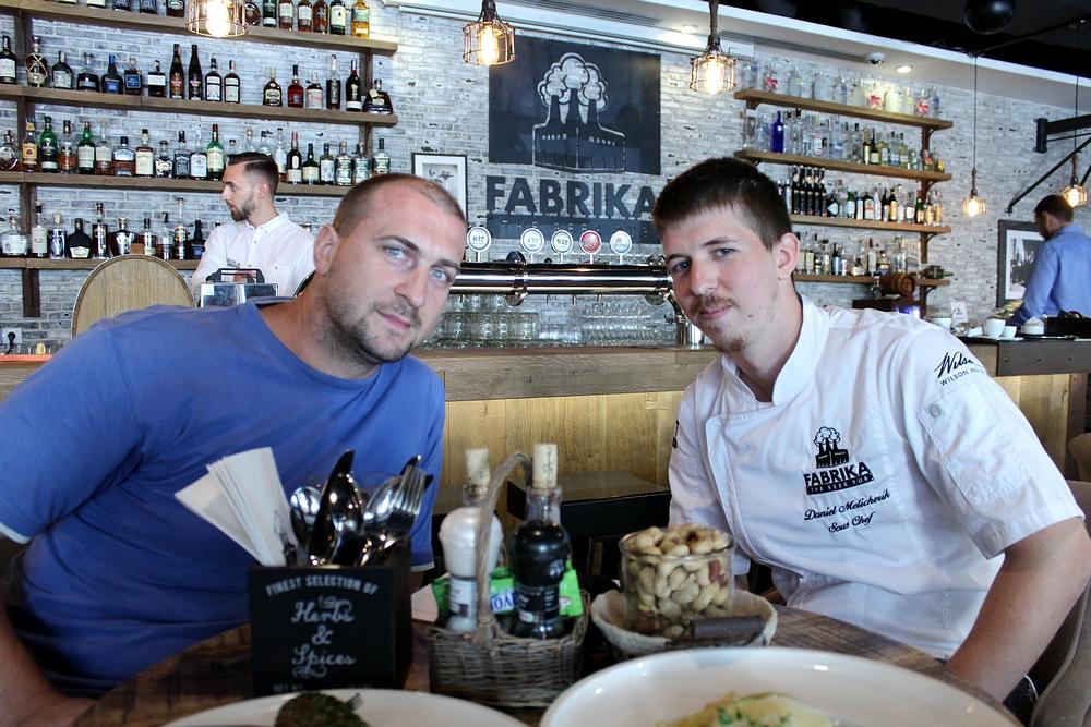 Fabrika The Beer Pub Bratislava