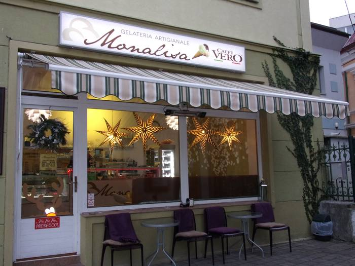 Piešťany: Gelateria Monalisa, Námestie Slobody 17, 92101 Piešťany, foto: pic-piestany.sk