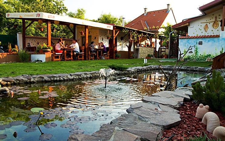 Piešťany: Reštaurácia Muškát, Sasinkova 28, 921 01 Piešťany, foto: restauraciamuskat.sk