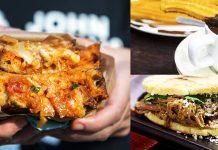 Street food inšpirácia