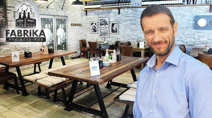 Fabrika the beer pub - Marek Fošnár
