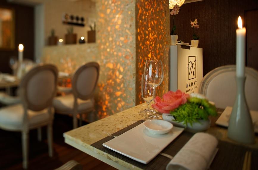 sushi reštaurácie: Romantická večere v Mama's Panasian Restaurant? Skvelý nápad na darček. foto: hotelmamas.sk/gallery/