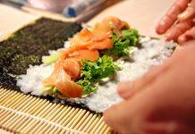 sushi reštaurácie: