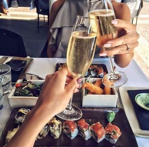 sushi reštaurácie: Wasabi v Martine láka k stráveniu príjemných chvíľ s priateľmi, foto: facebook.com/www.wasabi.sk/photos