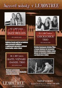 Jazzové soboty v LemonTree @ LemonTree | Bratislava | Slovensko