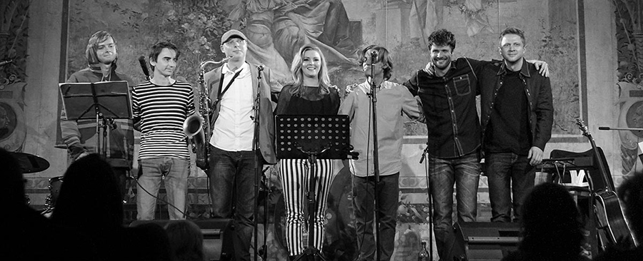 Milo Kráľ Band - Milo Kráľ, Barbora Švidraňová