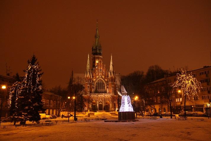 vianočné trhy: Krakow je považovaný za jedno z najkrajších miest Európy v každom ročnom období, foto: commons.wikimedia.org