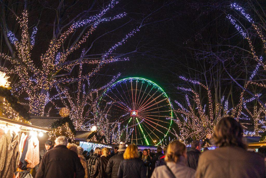 vianočné trhy: Antverpy spájajú Vianoce aj so zábavou, foto: commons.wikimedia.org