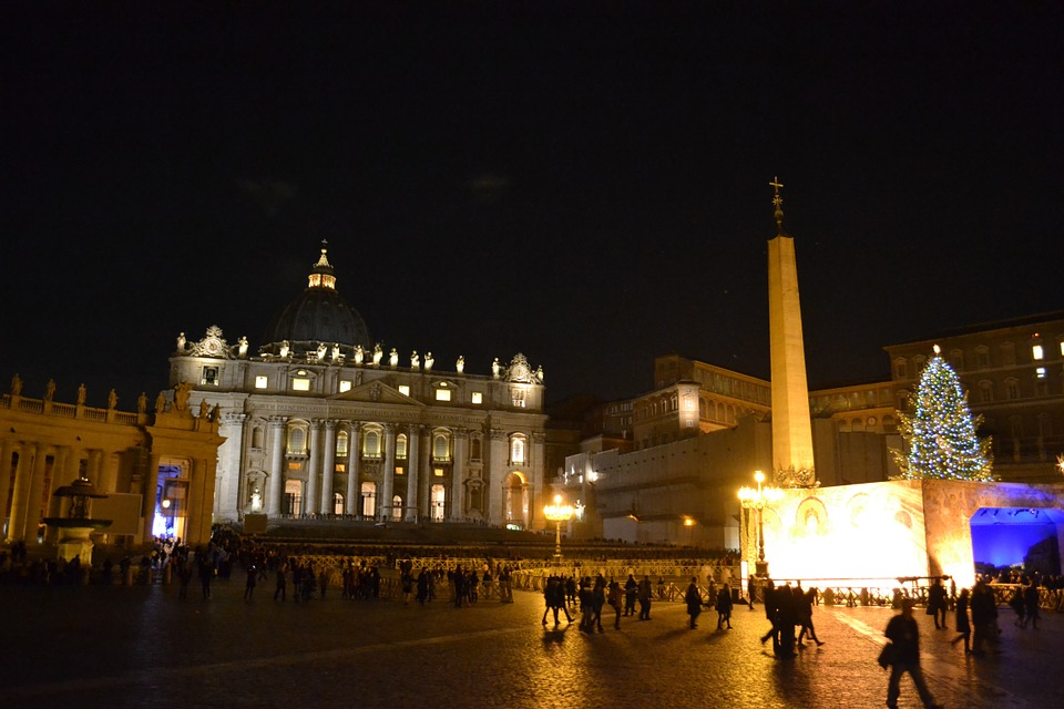 vianočné trhy: Kto nevidel Rím, akoby ani nežil, foto: pixabay.com