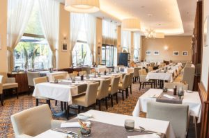 Zimný festival jedla 2017 Savoy restaurant