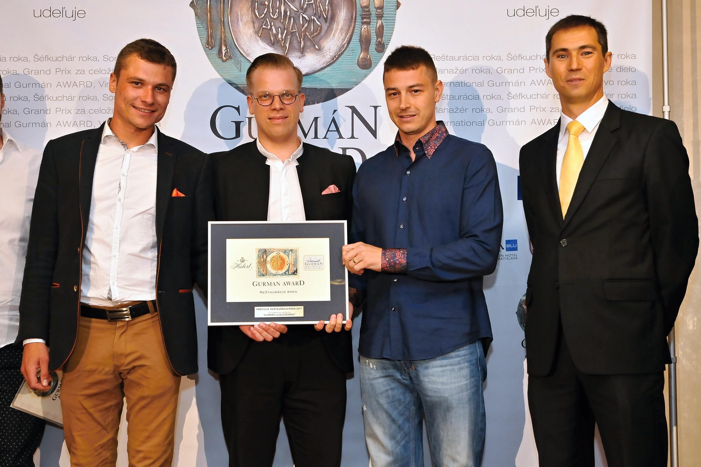 Gurmán award 2017 - Fou Zoo