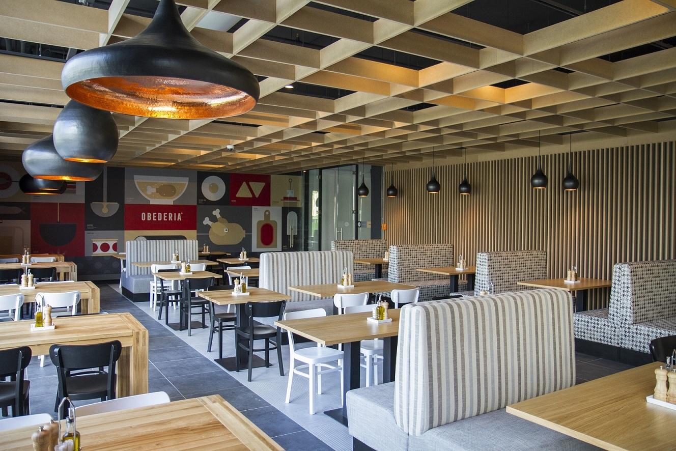 Obederia - denné menu Bratislava Benčík Culinary Group