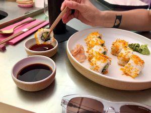 Menučka magazín - Nové reštaurácie v Bratislave - Iasai - sushi, ramen, ázijská kuchyňa
